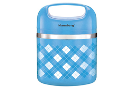 KLAUSBERG Lunch box, termos obiadowy 630 ml mix kolorów