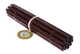 KOOPMAN Podkładka bambusowa mix kolorów