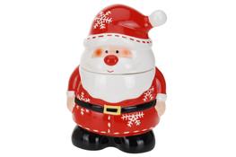 KOOPMAN Świąteczna figurka ceramiczna na ciastka  18 cm - mix wzorów