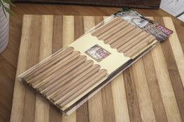 KOOPMAN Pałeczki bambusowe 12 x 2 mix kolorów