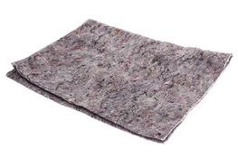 GOMER Ścierka podłogowa 71 x 62 cm szara