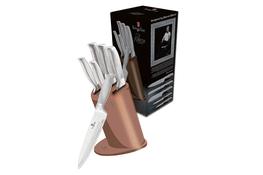 BERLINGER HAUS Noże kuchenne KIKOZA w bloku 6 elementów