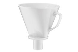 ALFI Filtr porcelanowy do kawy biały