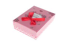 Pudełko prezentowe 9 x 7 x 2.5 cm mix wzorów