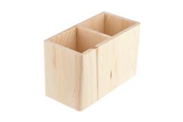 Pudełko drewniane 2-dzielne 16 x 10 x 8 cm
