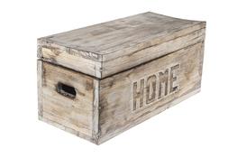 Drewniana skrzynia mini natural 35 x 15.5 x 16.5 cm