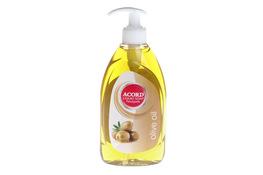 ACORD Mydło w płynie z dozownikiem 400 ml oliwkowe