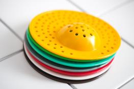 ANMA Sitko do zlewu plastikowe - mix kolorów