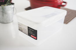 PLAST TEAM AIR TIGHT Pojemnik z pokrywką 2 L bezbarwny
