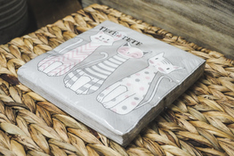 Serwetki papierowe koty 20 sztuk 33 x 33 cm