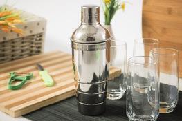 TADAR Shaker stalowy 750 ml Galeo