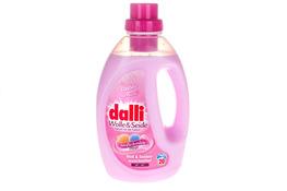 DALLI Wolle&Seide Balsam do prania tkanin delikatnych 1.35 L 20 prań