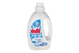 DALLI White Wash Żel do prania tkanin białych 1.35 L 20 prań