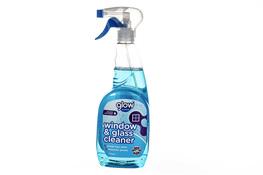 GLOW Spray do czyszczenia szkła 750 ml