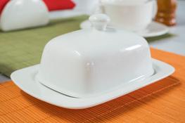 Maselnica 18.5 x 12.5 x 8.5 cm biała