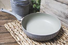 TADAR Patelnia ceramiczna głęboka SOTTO 24 cm