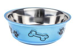 SSW Miska na pokarm dla psów 17.5 cm mix kolorów