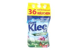 HERR KLEE C.G. Proszek uniwersalny do prania tkanin białych i kolorowych 3 kg