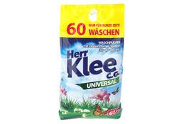 HERR KLEE C.G. Proszek uniwersalny do prania tkanin białych i kolorowych 5 kg
