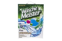 WASCHE MEISTER UNIVERSAL Proszek do prania tkanin białych i kolorowych 7.875 kg
