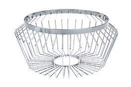 KINGHOFF Koszyk metalowy 24 cm