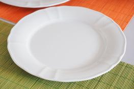 LUBIANA MARIA Talerz płytki obiadowy 25.5 cm 0000