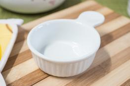 Naczynie porcelanowe do zapiekania 8.5 cm