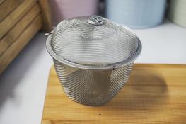 Zaparzacz/sitko ze stali nierdzewnej 11 cm