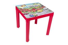 KATEX Stolik dla dzieci 45.5 x 45.5 x 42.5 cm  mix wzorów