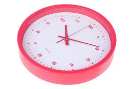 Zegar ścienny okrągły mix kolorów