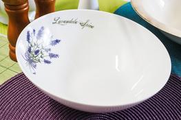 LUBIANA LODGE LAWENDA Salaterka 23.5 cm 5979