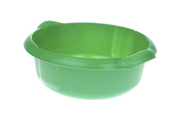 ARTGOS Miska plastikowa okrągła 5 L zielona