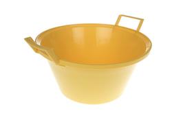 ARTGOS Miska plastikowa okrągła 8 L żółta