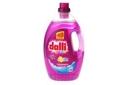 DALLI Płyn do prania tkanin kolorowych 3.6 L
