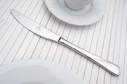 GERPOL AMBER Nóż obiadowy połysk 21 cm