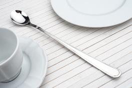 GERLACH ANTICA Łyżeczka do latte połysk 22.3 cm, zestaw 6 szt.