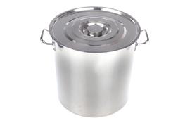 Garnek nierdzewny stock-pot gastro 35 cm 34 L z/p