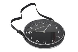KOOPMAN Zegar ścienny okrągły na pasku 30.5 cm