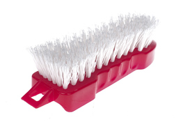 ARIX Szczotka do czyszczenia 17 cm czerwona