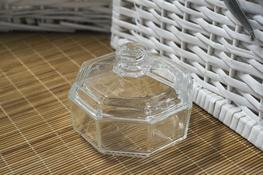 LUMINARC Cukiernica szklana z/p 10 cm