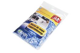 JAN NIEZBĘDNY Wkład z mikrofibry do mopa płaskiego - niebieski