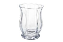 Świecznik szklany h - 11.5 cm