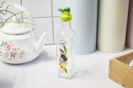 TRAGAR Butelka na oliwę 250 ml z dozownikiem