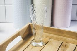 TRAGAR Wysoka szklanka na nóżce 280 ml SHAKE CLUBE