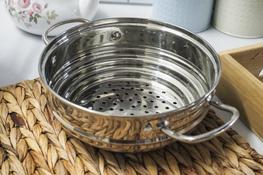AMBITION Wkład do gotowania na parze 21.5 cm