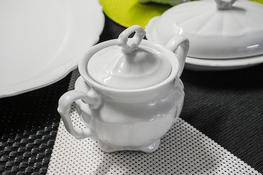 MARIA TERESA Porcelana gastronomiczna Cukiernica 400 ml 0000