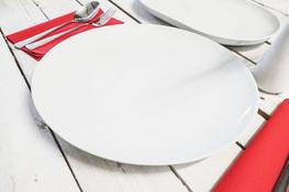 LUBIANA BOSS Talerz płytki obiadowy 31 cm 0000