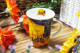 HANIPOL Kubek 300 ml VINCENT VAN GOGH Taras kawiarni w nocy