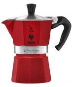 BIALETTI Moka Color Red Emotion Kawiarka 3 TZ