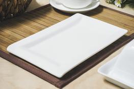 Półmisek porcelanowy prostokątny 25.5 x 15.5 cm